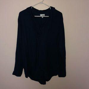 Sonoma Cotton Pullover Top
